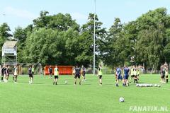 2021/22 Training FC Volendam (20 juli 2021(